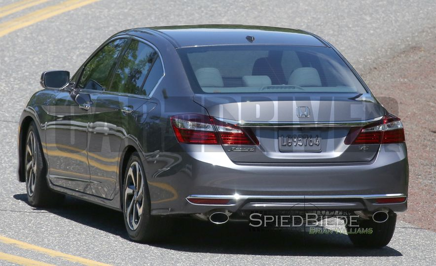 2016 Honda Accord Sedan: What It Is - Slide 17