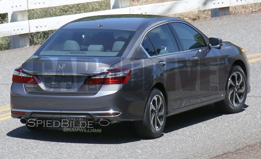 2016 Honda Accord Sedan: What It Is - Slide 21