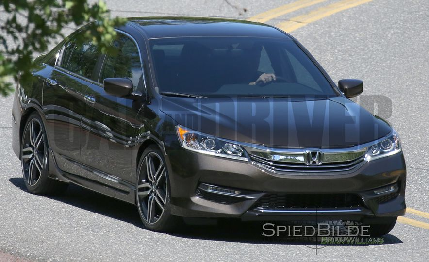 2016 Honda Accord Sedan: What It Is - Slide 23