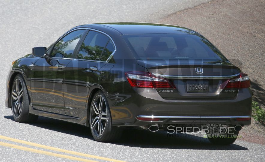 2016 Honda Accord Sedan: What It Is - Slide 26