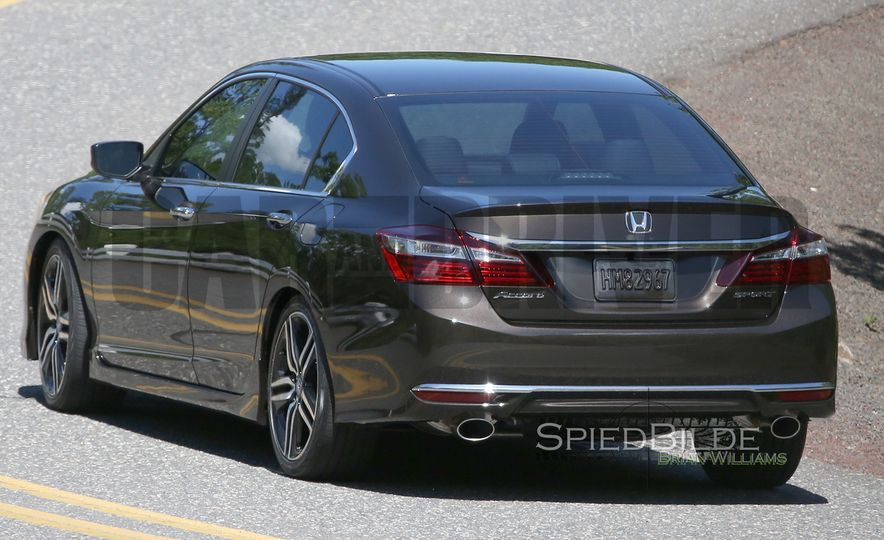 2016 Honda Accord Sedan: What It Is - Slide 27