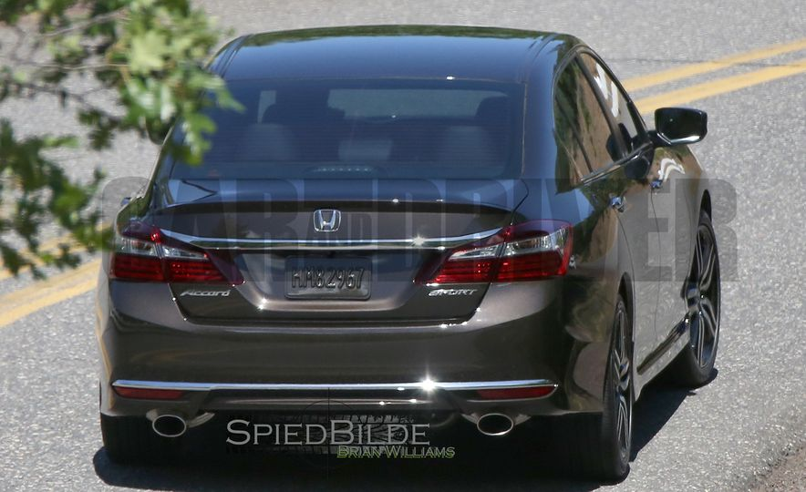 2016 Honda Accord Sedan: What It Is - Slide 29