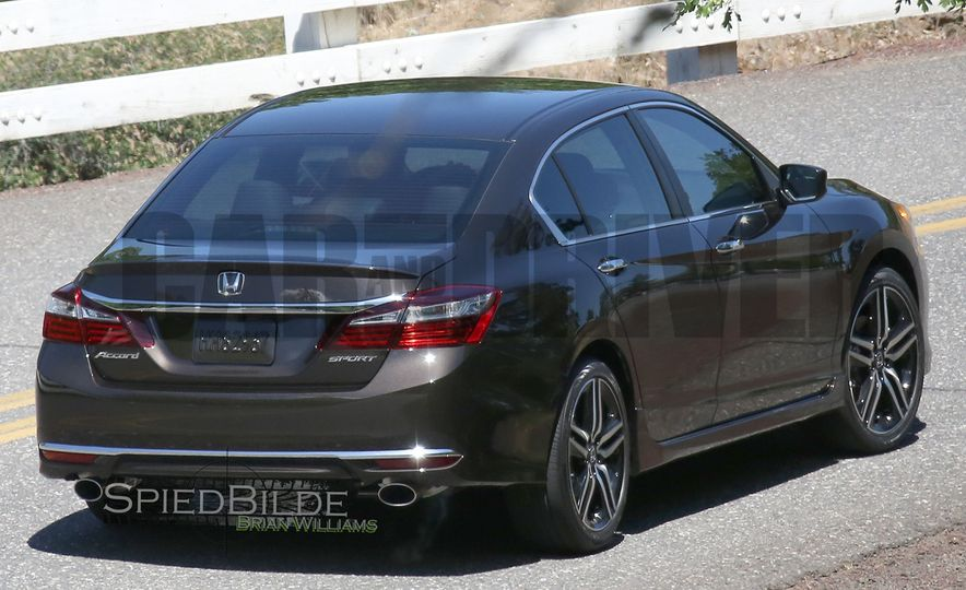 2016 Honda Accord Sedan: What It Is - Slide 31