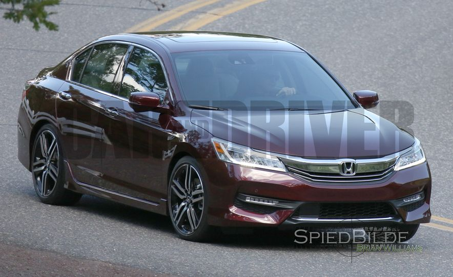 2016 Honda Accord Sedan: What It Is - Slide 2