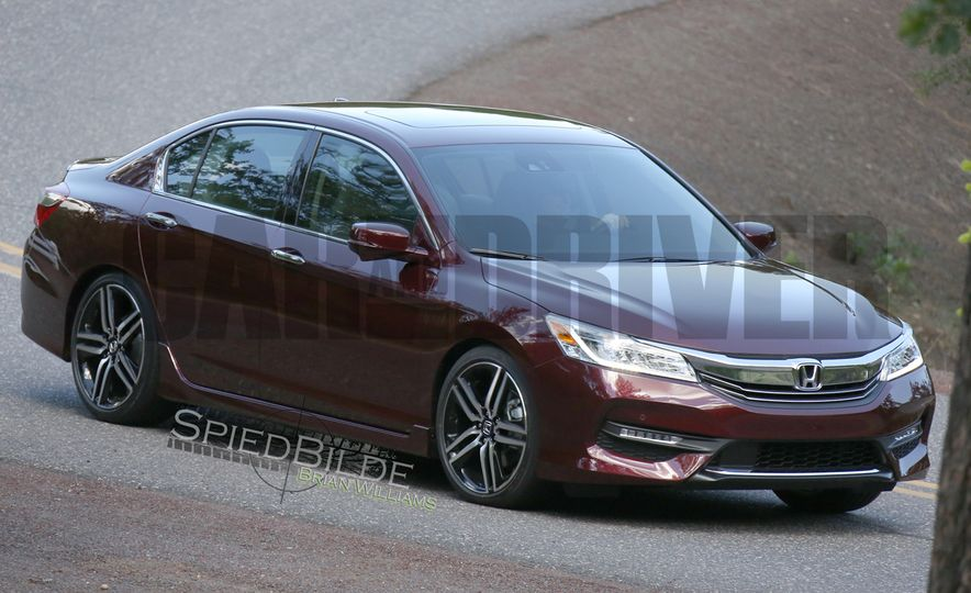 2016 Honda Accord Sedan: What It Is - Slide 4