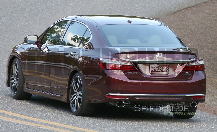 2016 Honda Accord Sedan: What It Is - Slide 7