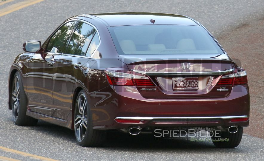 2016 Honda Accord Sedan: What It Is - Slide 8