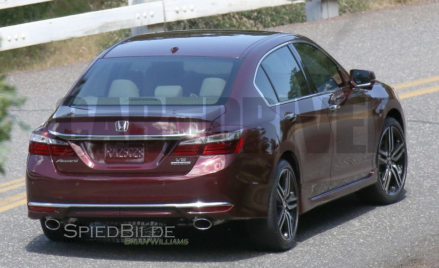 2016 Honda Accord Sedan: What It Is - Slide 10