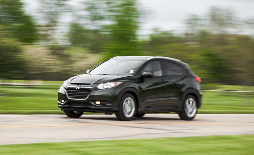 2016 Honda HR-V - Slide 1