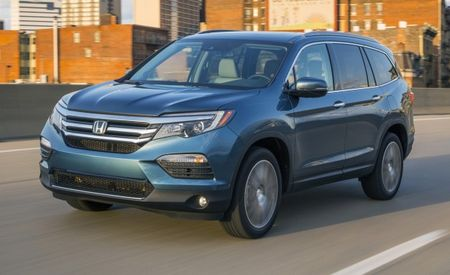 Cash Money Aeronaut! Honda Announces 2016 Pilot Pricing