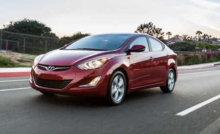 Oh, the Frugality! Hyundai Adds Value Edition to 2016 Elantra Lineup