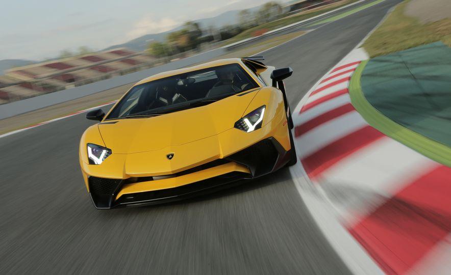 2016 Lamborghini Aventador LP750-4 SVs - Slide 53