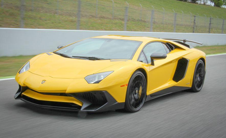 2016 Lamborghini Aventador LP750-4 SVs - Slide 7