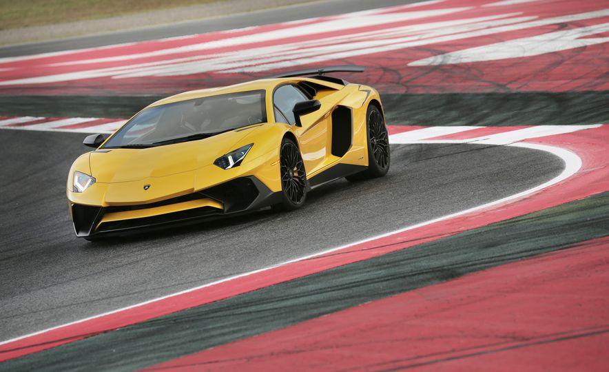 2016 Lamborghini Aventador LP750-4 SVs - Slide 62