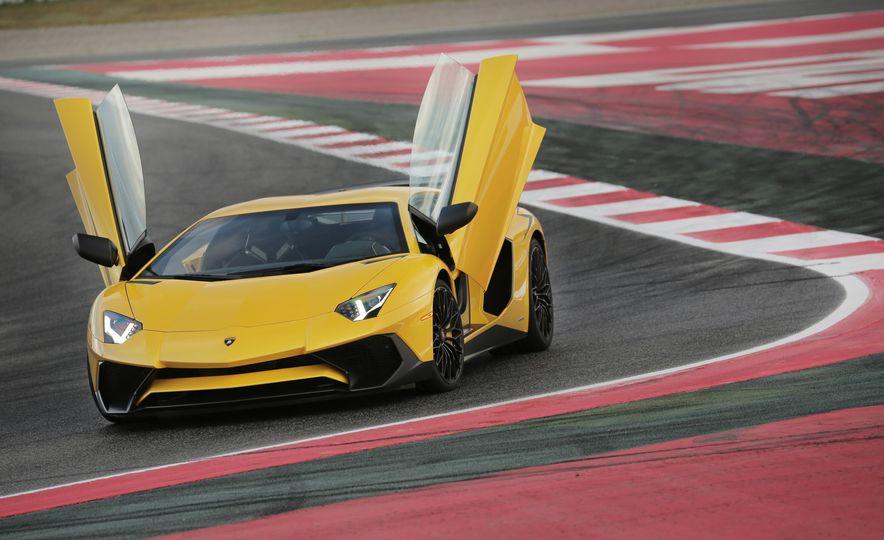 2016 Lamborghini Aventador LP750-4 SVs - Slide 64