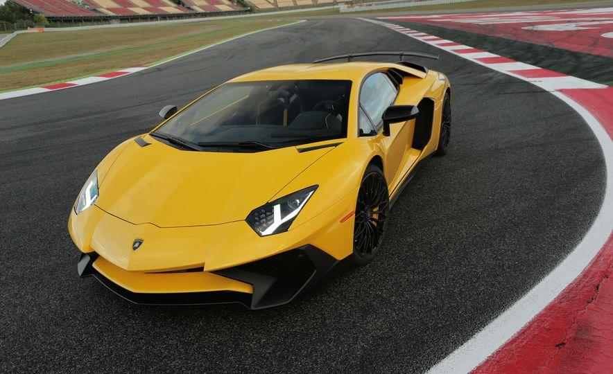 2016 Lamborghini Aventador LP750-4 SVs - Slide 65
