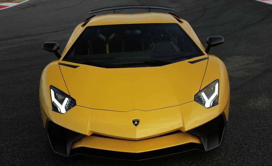2016 Lamborghini Aventador LP750-4 SVs - Slide 68
