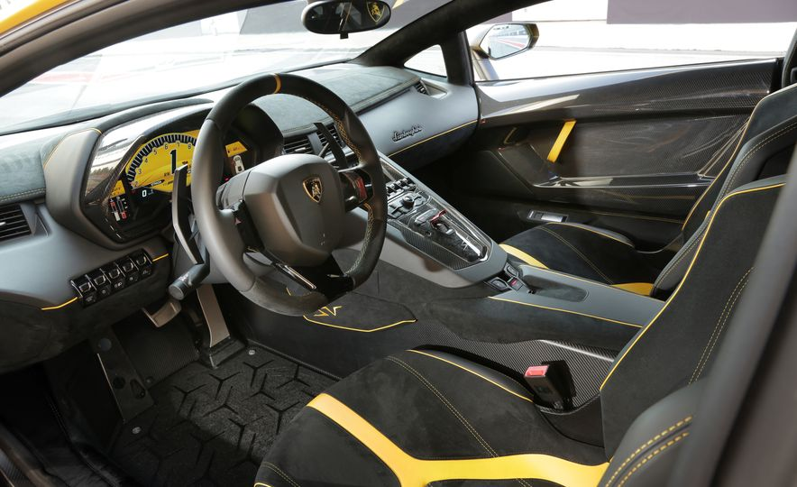 2016 Lamborghini Aventador LP750-4 SVs - Slide 77