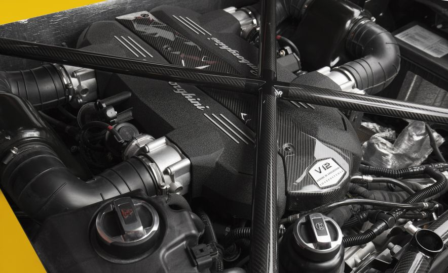 2016 Lamborghini Aventador LP750-4 SVs - Slide 81