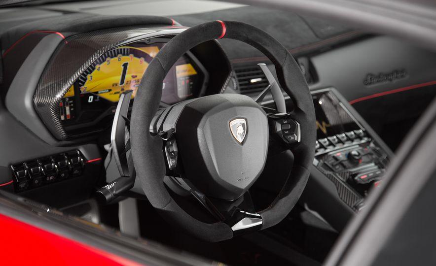 2016 Lamborghini Aventador LP750-4 SVs - Slide 102