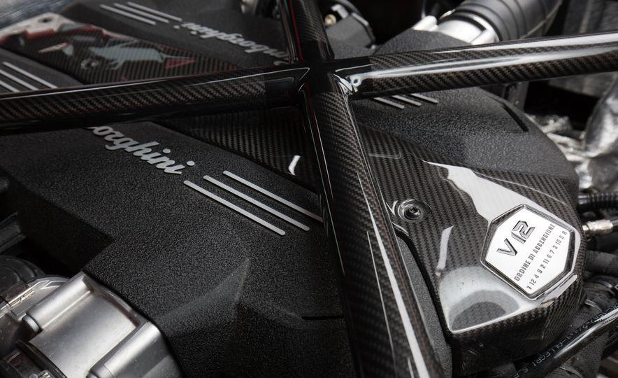 2016 Lamborghini Aventador LP750-4 SVs - Slide 107