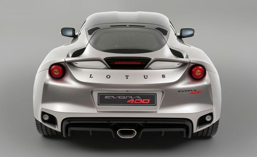 2016 Lotus Evora 400 - Slide 6