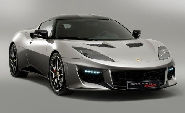 Lotus Puts a Dollar Figure on its Comeback Car, the Evora 400