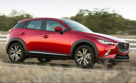 Why the Mazda CX-3 Doesn't Have a Manual Transmission (For Now)