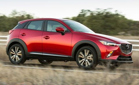 Why The Mazda Cx 3 Doesn T Have A Manual Transmission For Now