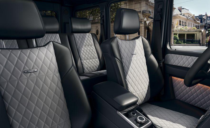 2016 Mercedes-Benz G500 - Slide 16