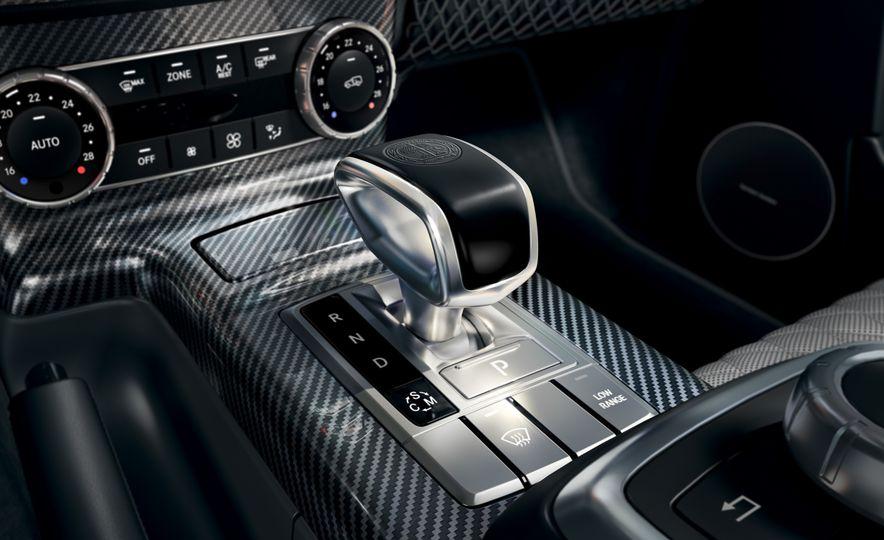 2016 Mercedes-Benz G500 - Slide 17