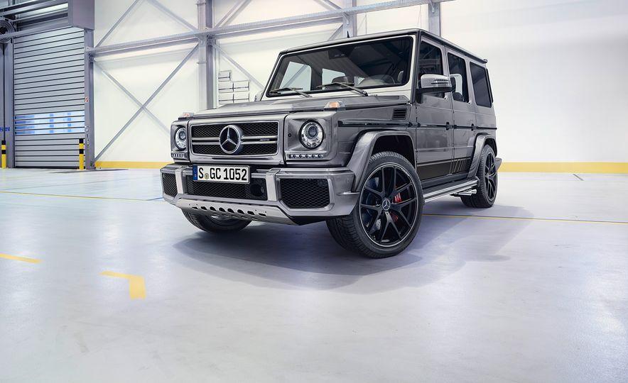 2016 Mercedes-Benz G500 - Slide 18