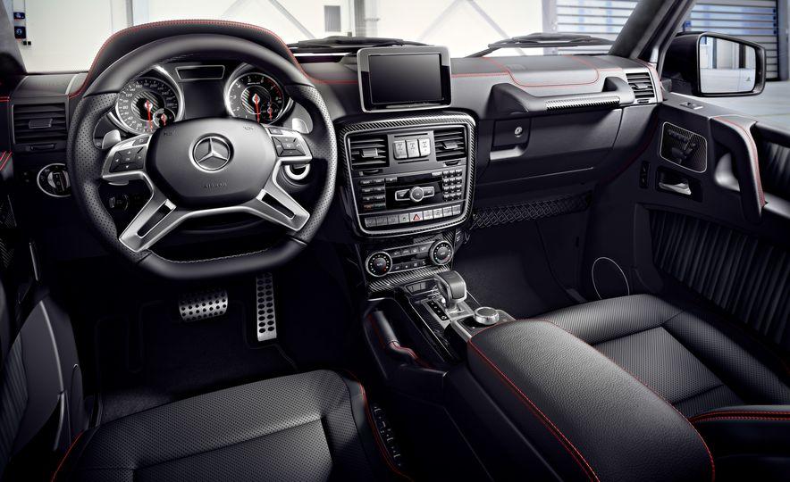 2016 Mercedes-Benz G500 - Slide 22