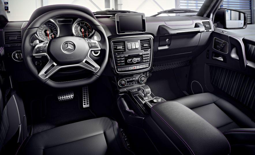 2016 Mercedes-Benz G500 - Slide 26