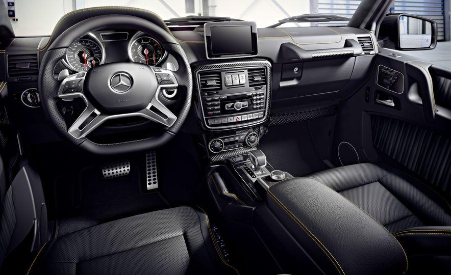 2016 Mercedes-Benz G500 - Slide 28