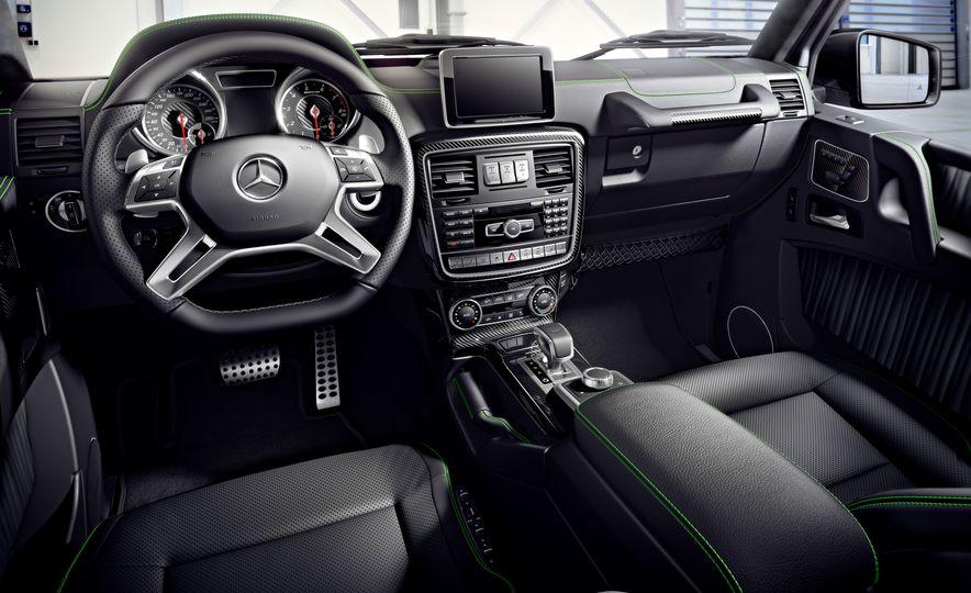 2016 Mercedes-Benz G500 - Slide 30