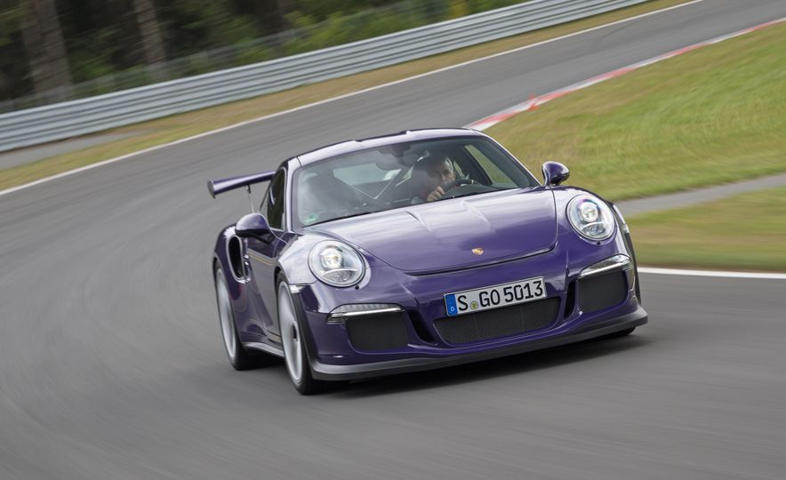 2016 Porsche Boxster Spyder - Slide 33