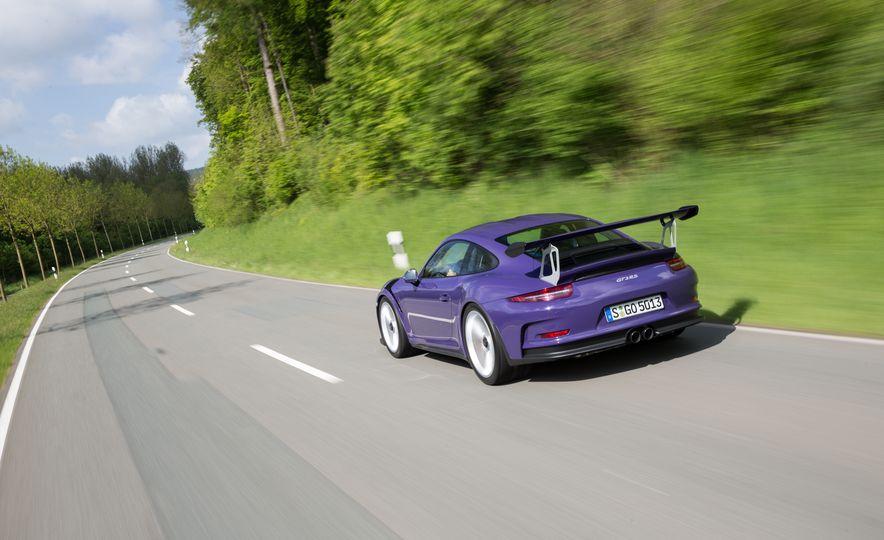 2016 Porsche 911 GT3 RS - Slide 11