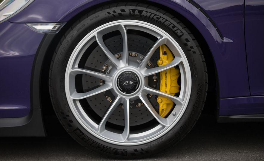 2016 Porsche 911 GT3 RS - Slide 26