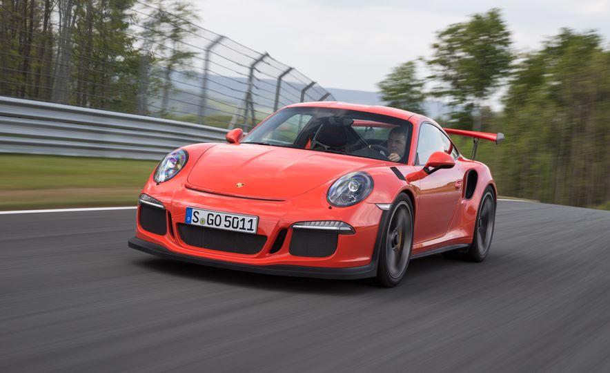 2016 Porsche 911 GT3 RS - Slide 41
