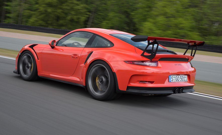2016 Porsche 911 GT3 RS - Slide 43