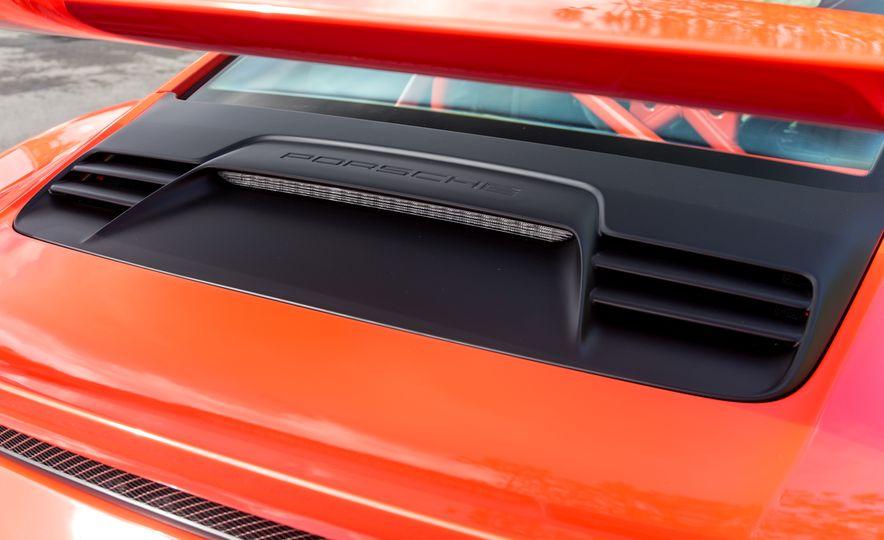 2016 Porsche 911 GT3 RS - Slide 51