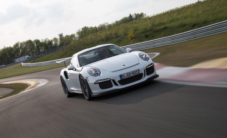 2016 Porsche 911 GT3 RS - Slide 57