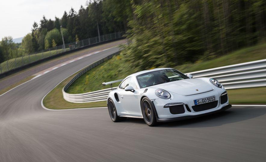 2016 Porsche 911 GT3 RS - Slide 58