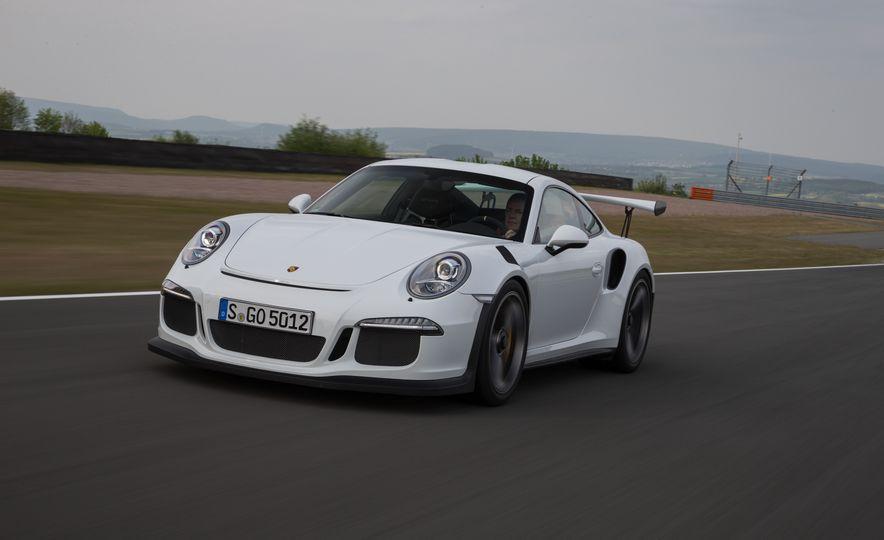 2016 Porsche 911 GT3 RS - Slide 59