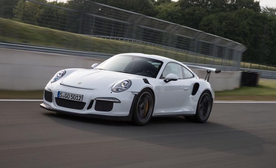 2016 Porsche 911 GT3 RS - Slide 60