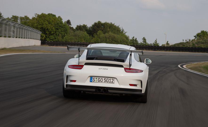 2016 Porsche 911 GT3 RS - Slide 62