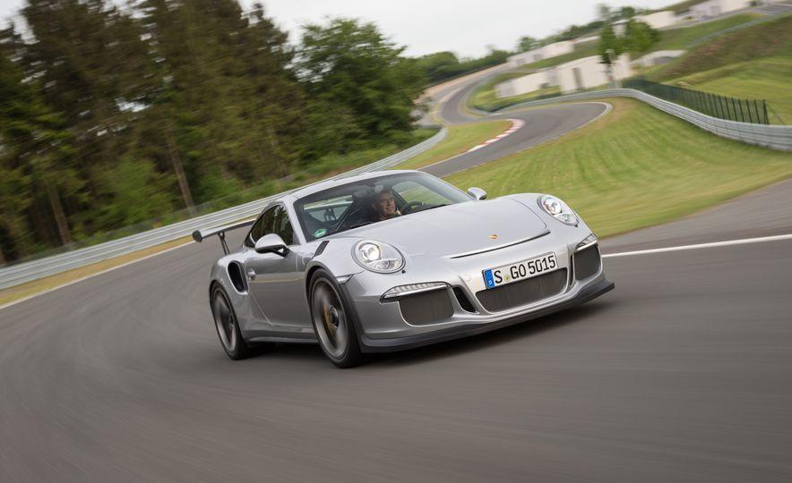2016 Porsche 911 GT3 RS - Slide 67