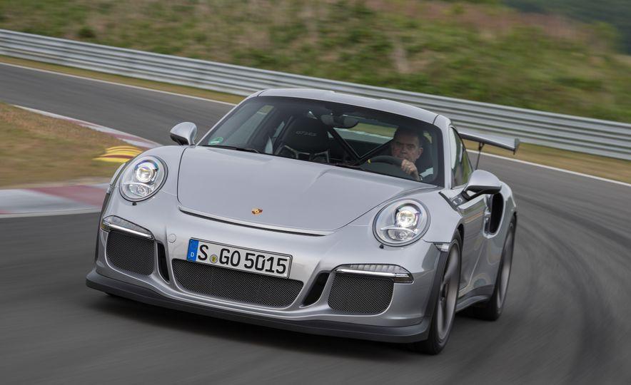 2016 Porsche 911 GT3 RS - Slide 69