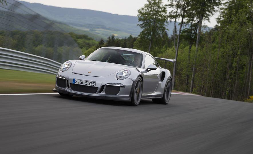 2016 Porsche 911 GT3 RS - Slide 70